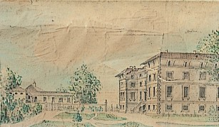 Villa Arcivescovile - Dettaglio mappa ASDMi
