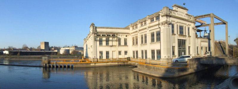 centrale cassano, centrale pietro rusca, pietro rusca, ecomuseo adda di leonardo, vittorio alberganti, adda, idroelettricità
